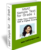 NNAT Sample Test Questions